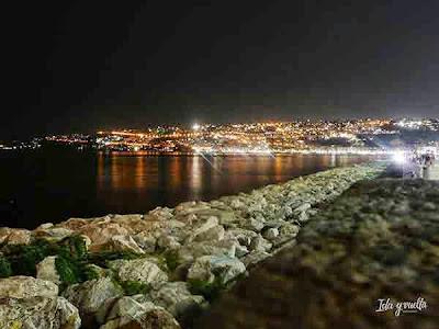 Imprescindible Nápoles paseo nocturno