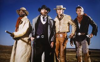 Silverado 1985 western Kevin Kline Scott Glenn Kevin Costner Danny Glover