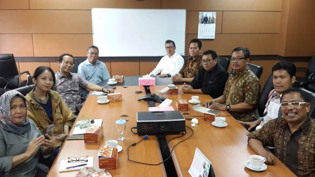 Audiensi ke Dewan Pers,  SMSI Bahas World Press Freedom Day dan  Kampanye Pilkada Damai