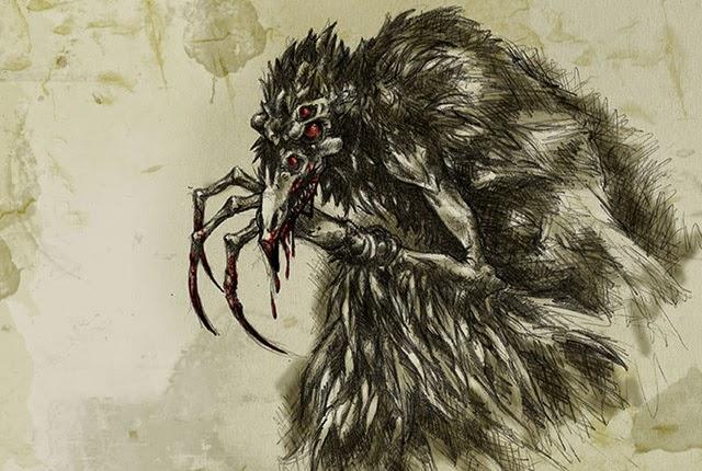 mosntros, sono, criaturas, entidades, mal, terror, medo, pesadelo