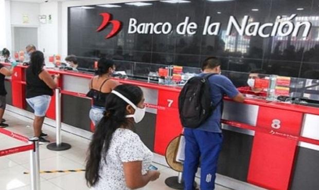 BN abrirá hasta 4 millones de cuentas DNI para facilitar entrega de bono Yanapay Perú