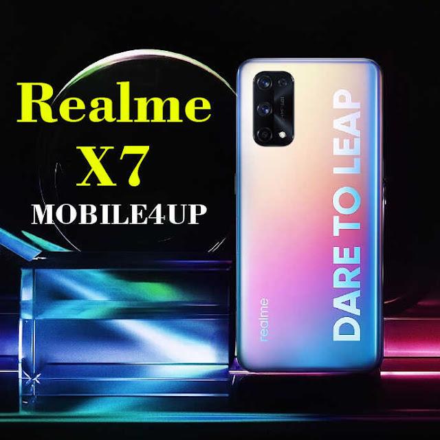 ريلمى تطلق هواتف Realme X7 و Realme X7 Pro  رسميا