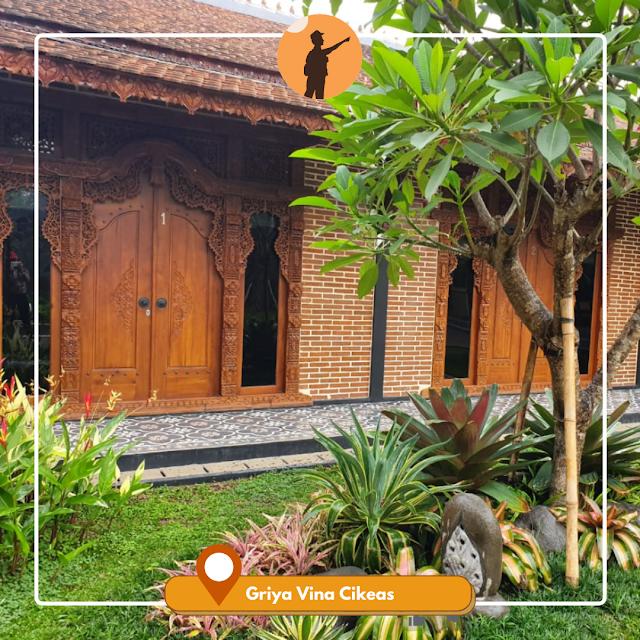 Villa di Bogor - Villa Griya Vina