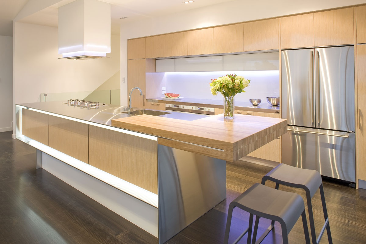 Desain Dapur Modern Minimalis Sederhana 04