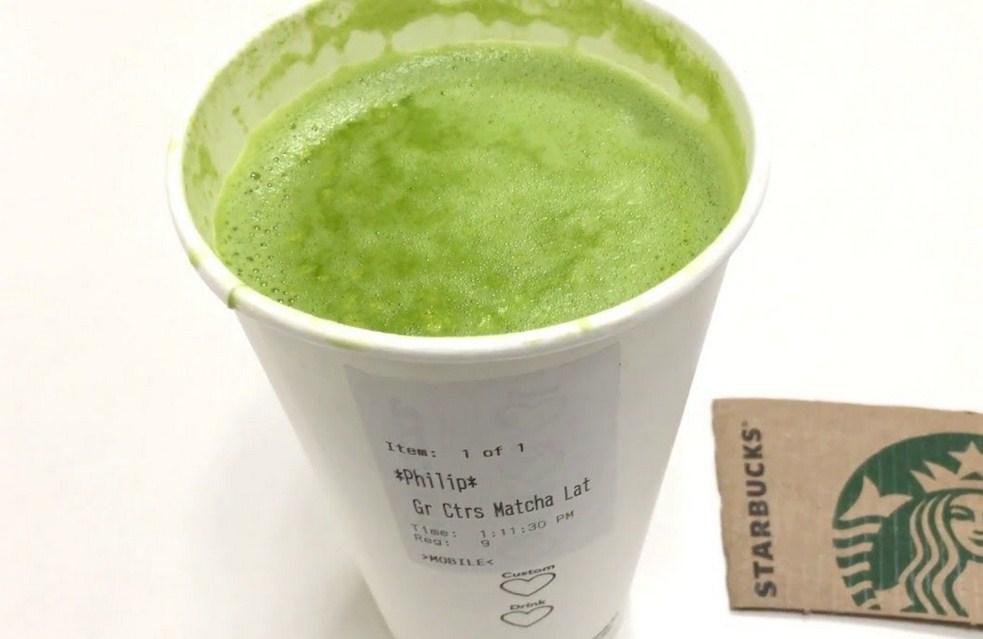Matcha Green Tea Powder Starbucks