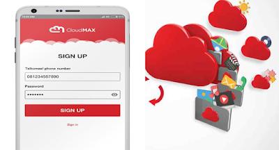 Cara Berlangganan Layanan Paket CouldMAX Telkomsel