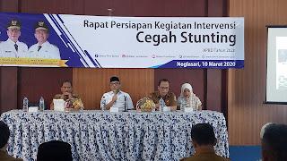 Anggota Komisi V  Bersama Mitra Sosialisasi Cegah Stunting