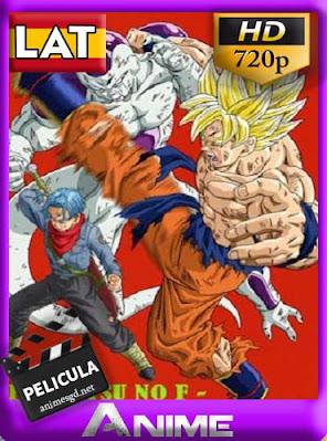 Dragon Ball Z FUKKATSU NO F Trunks Del Futuro Latino HD [720P] [GoogleDrive] DizonHD