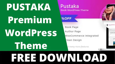 Download Free Pustaka v2.11.13 – WooCommerce Theme For Book Store