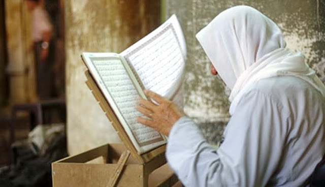 Imam Syafi'i Bisa Khatam Al Qur'an 60 Kali Selama Ramadhan. Bagaimana Dengan Kita