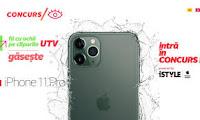 Castiga un iPhone 11 Pro - concurs - utv - castiga.net