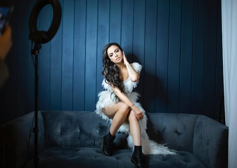 Cher Lloyd Clicked In Notion Magazine Photoshoot -April 2020
