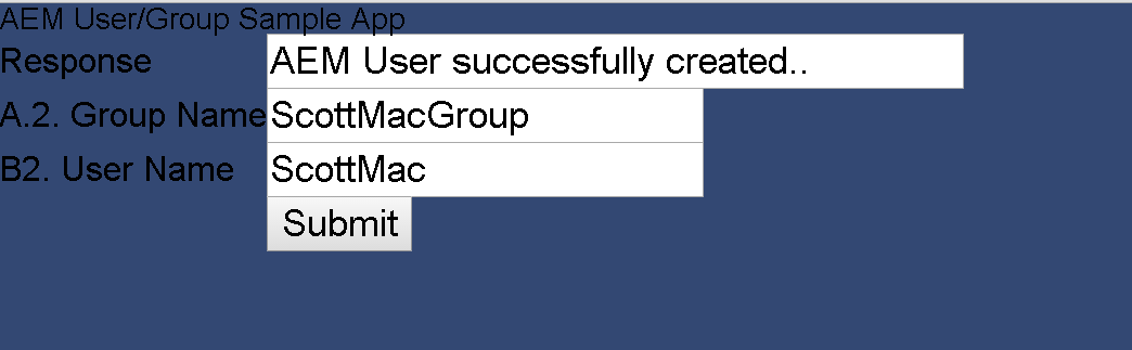 Scott's Digital Community: Using Jackrabbit UserManager APIs