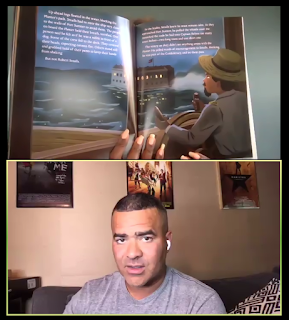 Christopher Jackson reading Robert Smalls