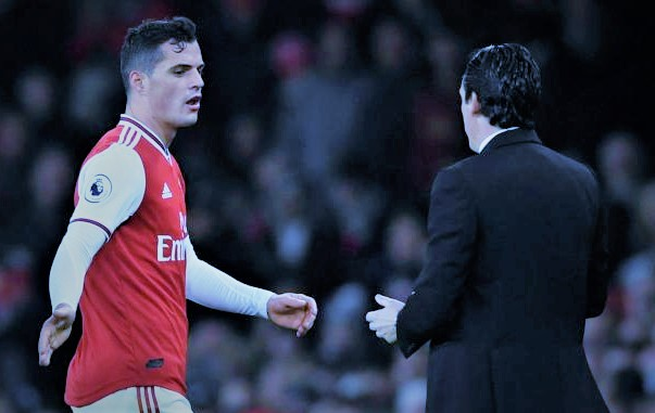 Sports: Granit Xhaka May Leave Arsenal