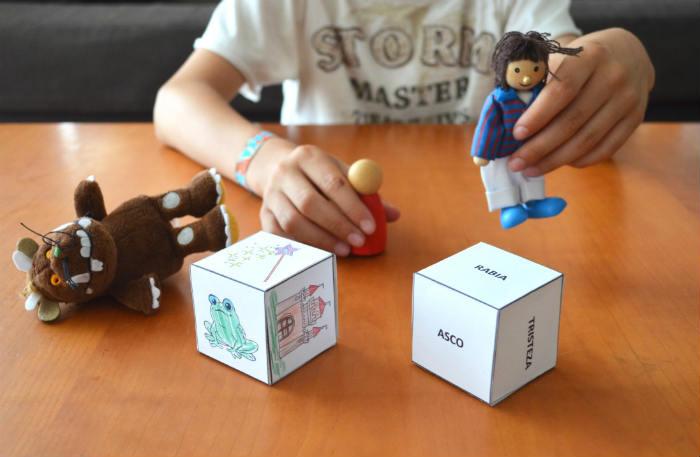 actividades y juegos para trabajar las emociones con los niños, teatro emocional