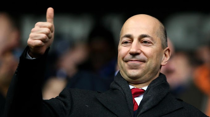 Arsenal is Looking for Top/Quality players-Gazidis claims