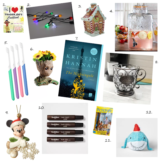 christmas gift ideas; holiday gift ideas for everyone; gift inspiration; unique christmas gifts