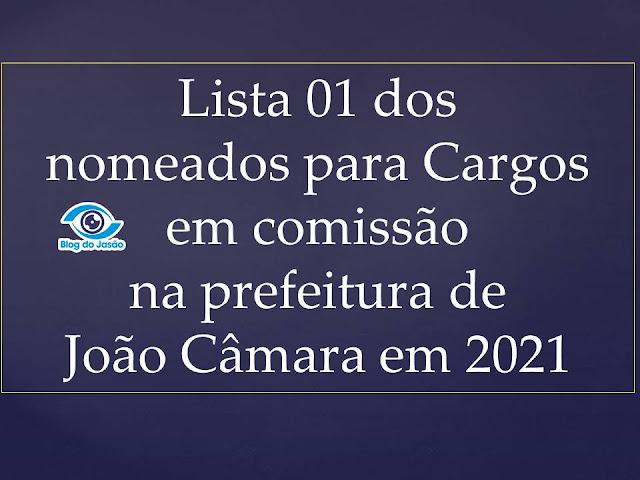 blog do Jasão João Câmara nomeados
