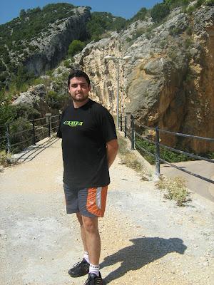Moncho, pantano de Pena, Beceite, Valderrobres, Beseit, Vall-de-Roures