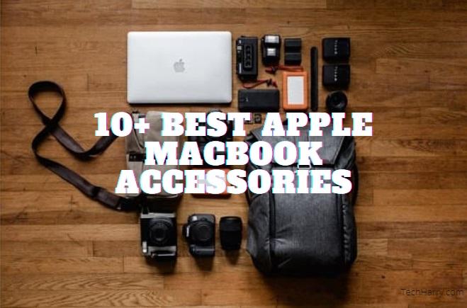 10+ Best Apple Macbook Pro and Macbook Air Accessories