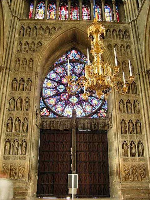 Catedral de Reims, França
