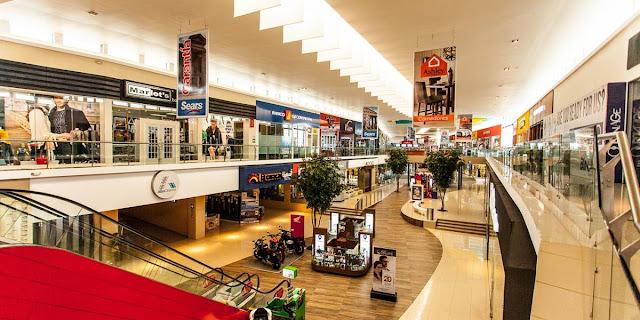 Centros Comerciales Pradera Xela mall
