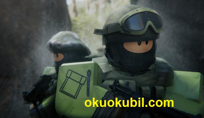 Roblox Counter Blox Duvardan Görme ve Vurma Hilesi Mod APK İndir