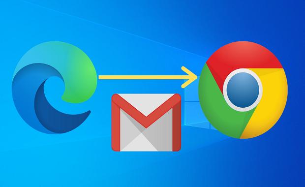 جوجل تطلب  من مستخدمي Microsoft Edge العودة إلى متصفح Chrome
