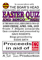 THE MIDDLEWICH DIARY EASTER QUIZ!
