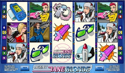 play agent jane blond free slot
