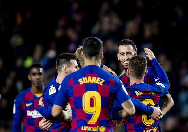 تشكيلة المتوقعة برشلونة ضد أتليتيكو مدريد عبر سوفت سلاش