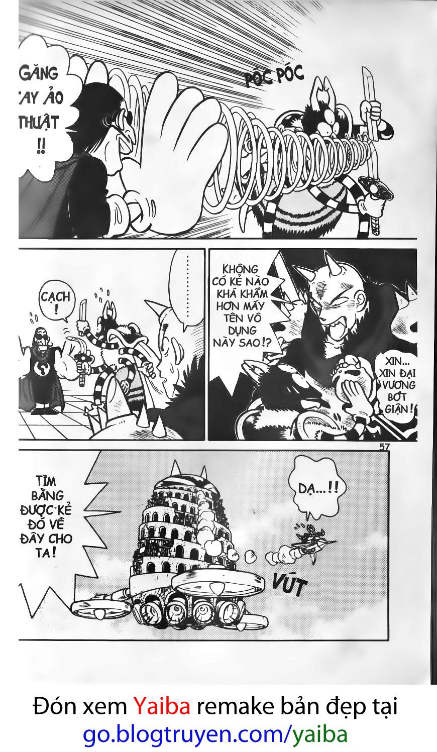 Yaiba chap 62 trang 18