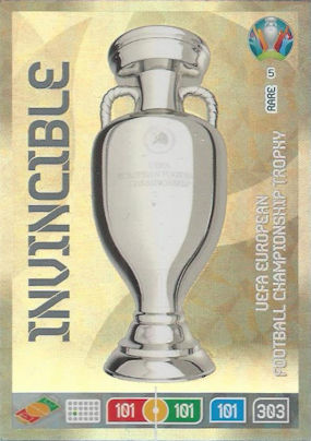 PANINI EURO 2020 ADRENALYN XL-Liam Boyce Northern Ireland UK Edition No.NIR16
