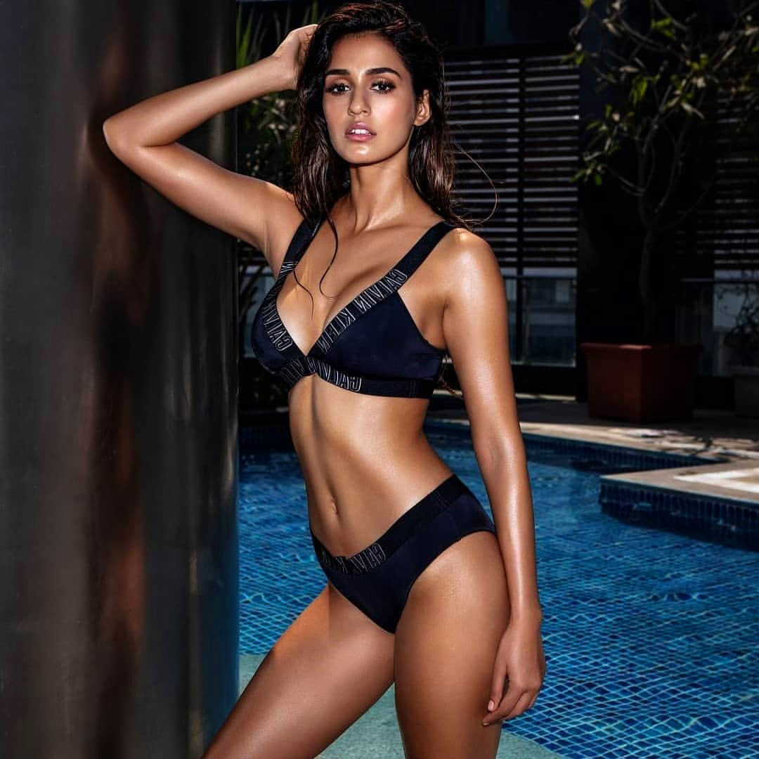 100+ Pics of Disha Patani in Bikini lingerie and Swimsuit