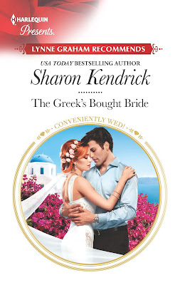 The Greek's Bought Bride cover
