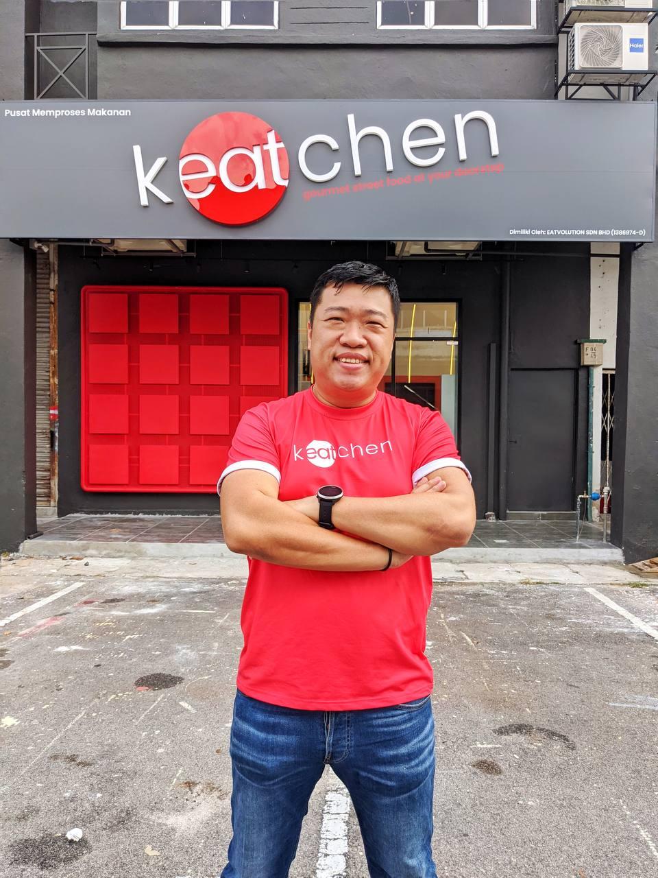 kEATchen - Memartabatkan nostalgia sajian culinary champions di era digital