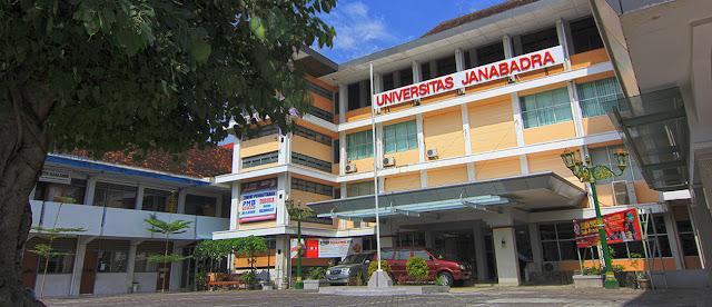 Biaya Kuliah Universitas Janabadra Tahun 2019-2020