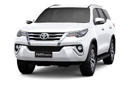 Toyota All New Fortuner 2019 - Spesifikasi, Performa, Fitur, Konsumsi Bbm & Harga