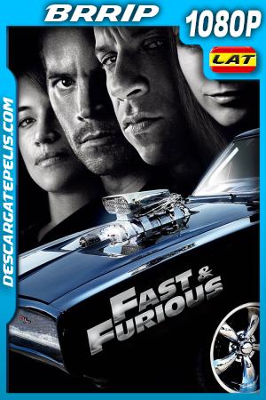 Rápidos y Furiosos (2009) 1080P BRRIP Latino – Ingles