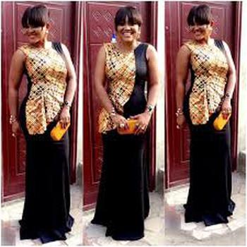 nigerian native attire styles for wedding