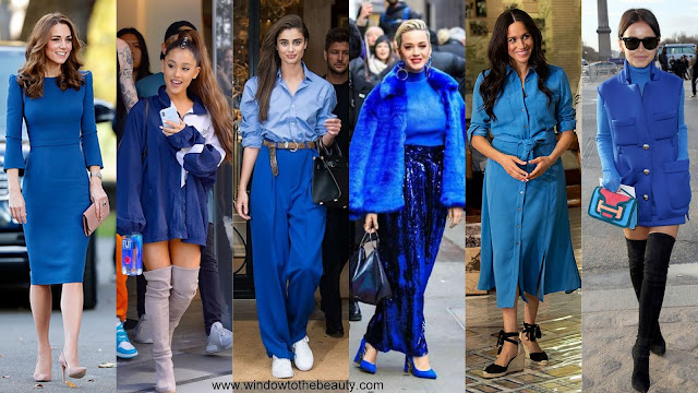 Classic Blue outfits