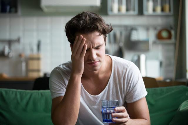 CBD oil helps Sale man overcome chronic pain