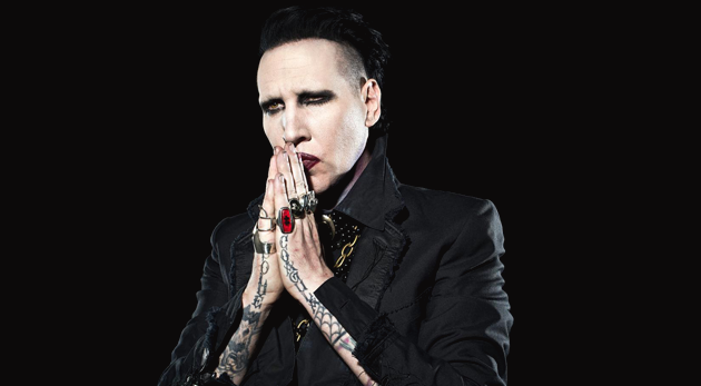 Клип Marilyn Manson - Cry Little Sister
