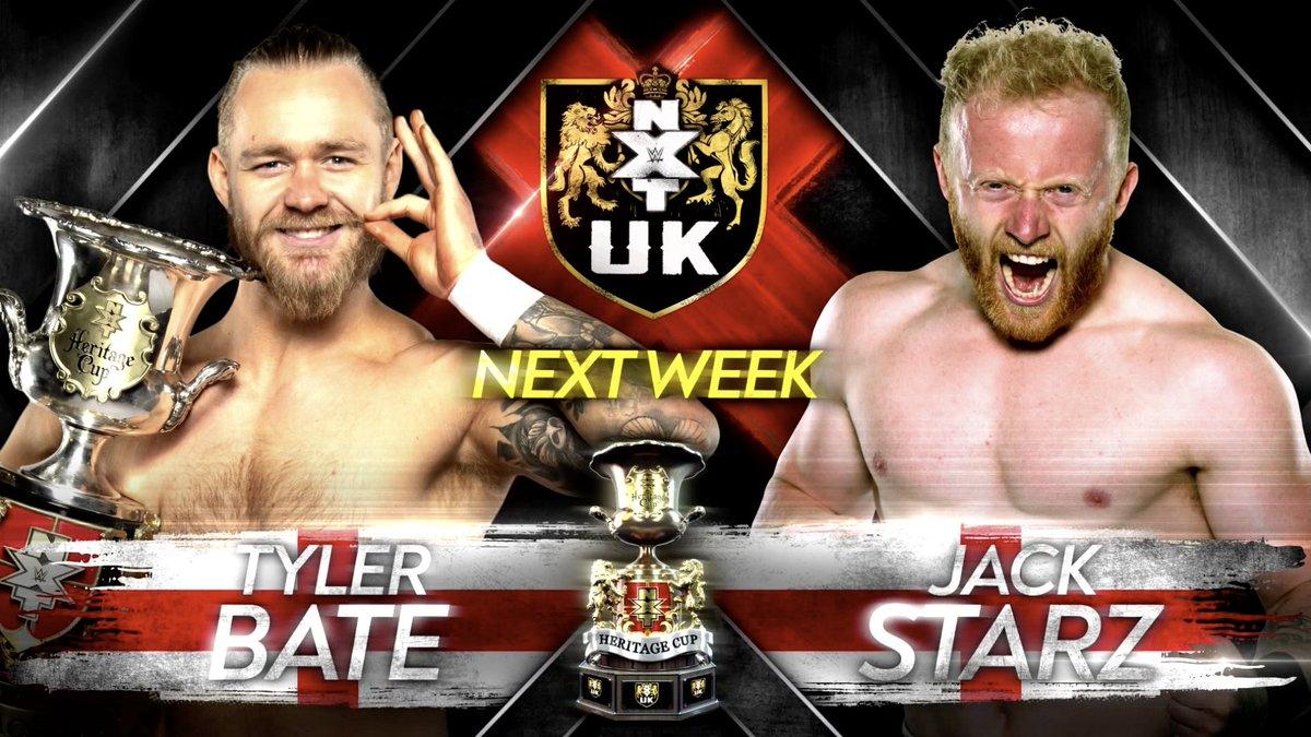 Cobertura: WWE NXT UK (01/07/2021) – Pure!
