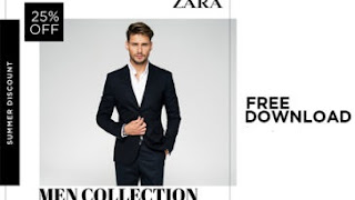 FREE Fashion Product Banner PSD