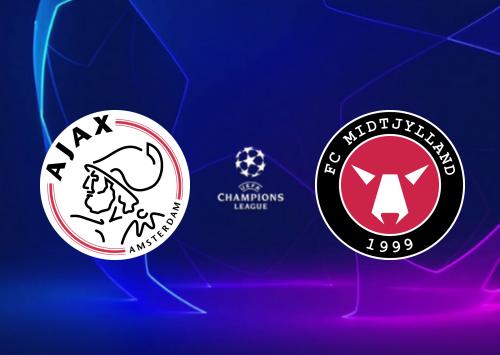 Ajax vs Midtjylland -Highlights 25 November 2020