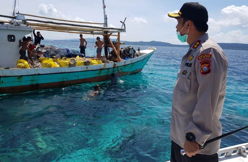 Dokumen Tidak Lengkap, Tiga Kapal Asal Bulukumba di Tolak Berlabuh di Selayar