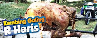 Kambing Guling Bandung, kambing guling,