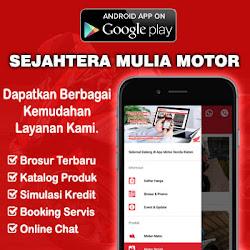 Aplikasi Android Dealer Honda Sejahtera Mulia Motor Cirebon